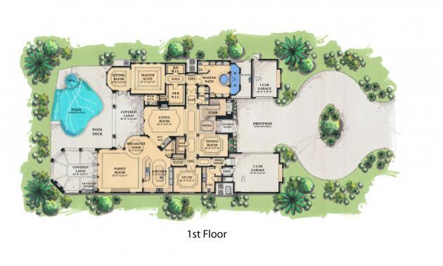 the spyglass house plan