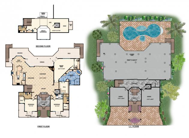 the ocean dream house plan